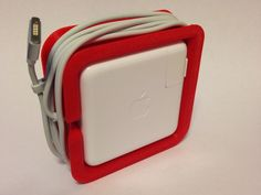 Cord wrap for MBP charger | MechanicalGoose