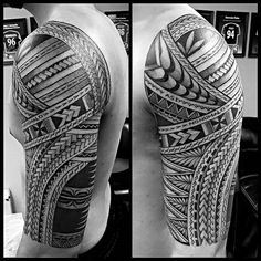 What do you think about this tattoo? Tribal Tattoos For Men, Tattoos For Guys, Cool Tattoos, Tongan Tattoo, Maori Tattoo Designs, Different Tattoos, Tattoos Gallery, Polynesian Tattoos, Tattoo Ideas