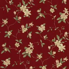 Waverly 577205 Floral Trail Wallpaper, Red, 20.5-Inch Wide Waverly,http://www.amazon.com/dp/B0026SWNP4/ref=cm_sw_r_pi_dp_mMMQsb12DW3WTPC1