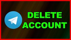 How to permanently delete a Telegram account on Android Android Tutorials, Video Tutorials, Accounting, Messages, Text Posts, Text Conversations