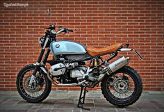 BMW GS Scrambler (R1100/1150GS ?) - by 0ttocento11