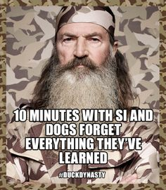 10 minutes with Si and dogs forget everything they've learned.