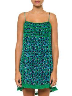 Vestido Spots - BO.BÔ - Verde  - Shop2gether