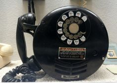 Several explosion-proof telephone sets are on display at the Telephone Museum of New Mexico. These were used in mines and other places where the slightest spark could spell disaster. This particular set was used between 1967 and 1976 at the Los Alamos National Laboratory.