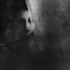 ☽ Dream Within a Dream ☾ Misty Blurred Art & Fashion Photography - Kristamas Klousch