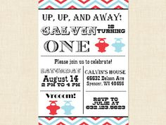 Airplane Birthday Decorations Package Printable by BusyChickadees, $20.00