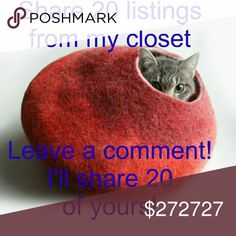 ❤ PLEASE SHARE FROM THE MIDDLE OF THE CLOSET❤ More closets to share!!! See pictures above. Let me  know if you have shares for shares listing - I'll add you to the list!!! Let's connect and make sales 💚 🔸@kalifreshness  🔸@doggiegrace 🔸@meganjbrooks 🔸@babysies Accessories