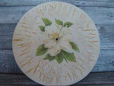 płyta decoupage (winylowa) w World of manually made decoration  na DaWanda.com