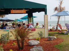 "Great dining, right on Vero Beach! Kid friendly, offers the ocean view and inside/outside seating. A ""must do"" when visiting the ""surf"" side of central Florida! Vero Beach Florida, Outside Seating, Inside Outside, Beach Town, Yesterday And Today, Central Florida, Places Ive Been, Gazebo, Surfing"