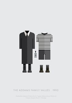 Movies made minimal in this costume collection   Illustration   Creative Bloq
