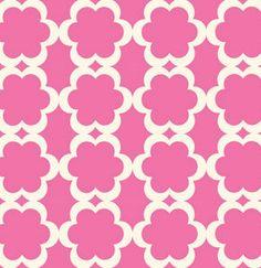 LAST YARD Tarika in Fuchsia by Dena Designs / Taza Fabric -1 Yard Cotton Quilt Fashion Fabric