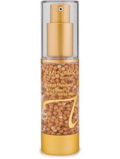 Jane Iredale Liquid Minerals Foundation Suntan Jane Iredale Liquid Minerals aims to take skincare makeup to a new level. The Jane Iredale Liquid Minerals use light-diffusing, soft-focus minerals that are encapsulated with ingredients that can repl http://www.MightGet.com/april-2017-2/jane-iredale-liquid-minerals-foundation-suntan.asp