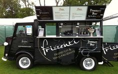 New dream: Open up Cocktail Truck in similar style to this one.  Now to get the permits...