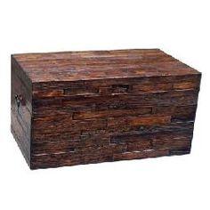 Old Elm Reclaimed Wood Trunk