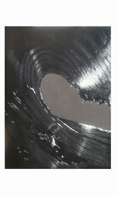 Wave of Mutilation. Acrylic on panel -John Perry