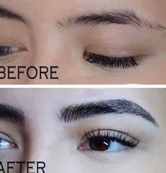 Shop OFF The Most Natural Way For Women Eyebrow Makeup – Maquillage Tutoriel Eyebrow Makeup Tips, Skin Makeup, Eyeliner Hacks, Beauty Skin, Beauty Makeup, Makeup Hacks Videos, Fibre Gel, Beauty Hacks, Beauty Tips