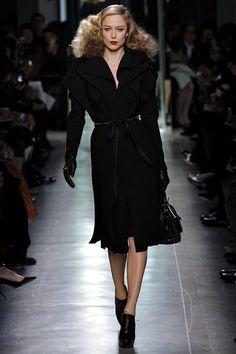 Raquel Zimmermann for Bottega Veneta F/W 2013-14  |  Vogue Paris
