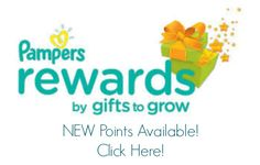 Pampers Gifts to Grow 10 Points! (+100pts for new members)