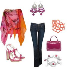 Paparazzi $5.00 Accessories. Like the outfit, love the shirt
