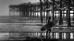 Bob Worthington Photography  -   Another shot of Crystal Pier.