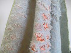 Untitled Weaving Textiles, Textile Fabrics, Textile Patterns, Knitting Patterns, Textile Texture, Textile Fiber Art, Ancient Egyptian Artifacts, Design Textile, Weaving Techniques