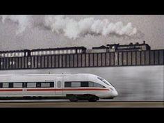 Deutsche Bahn baut Fahrplan aus • Trendlupe
