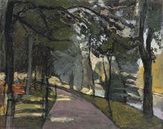 Henri Matisse - Le Bois de Boulogne, 1902.