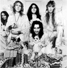 1960s The Alice Cooper band