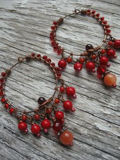 gypsy inspired wire wrap jewelry - Google Search