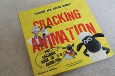 Cracking Animation-The Aardman book of 3-D Animation