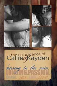 The Coincidence of Callie & Kayden by Jessica Sorensen