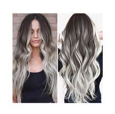 Curly Wigs, Long Curly Hair, Curly Hair Styles, Natural Hair Styles, Short Wavy, Wavy Hair, Natural Ombre Hair, Brown Blonde Hair, Blonde Wig