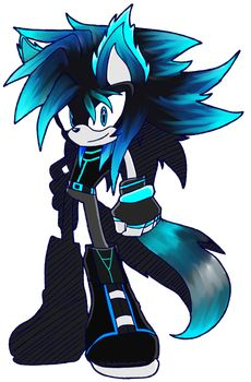 CM: YIN Sonic Riders style by shadowhatesomochao Sonic Fan Characters, Fictional Characters, Sonic And Shadow, Sonic Art, Ethereal, Amazing Art, Sonic The Hedgehog, Knight, Creatures