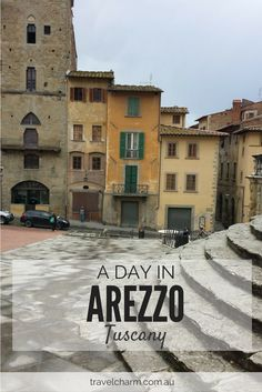 A days guide for Arezzo