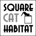 Square Cat Habitat
