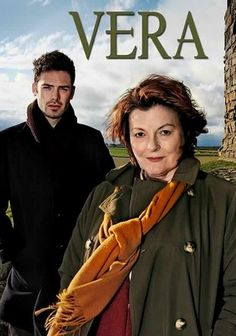 'Vera', 2014 - Based on Ann Cleeves' Vera Stanhope novels, this detective series focuses on the tireless Detective Chief Inspector, Vera Stanhope -- played by Brenda Blethyn -- as she solves a series of baffling homicides in scenic Northumberland County. ***Brenda Blethyn has signed for 'Vera' Series 5****
