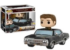 Supernatural – Dean in Baby #32 (SDCC 2017 Exclusive)