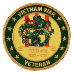 Vietnam Veteran Patch Air Force Patches, Army Patches, Military Love, Army Love, Vietnam Veterans, Vietnam War, Medals Of America, American Veterans, American Soldiers
