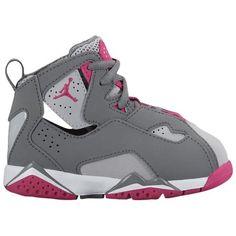 Jordan True Flight - Girls' Toddler at Kids Foot Locker Cute Baby Shoes, Baby Boy Shoes, Cute Baby Clothes, Boys Shoes, Babies Clothes, Babies Stuff, Jordan 11, Jordan Nike, Michael Jordan