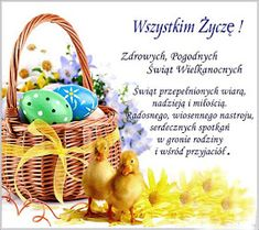 Easter Wishes, Cute Love Pictures, Happy Birthday, Basket, Holidays, Youtube, Decorating Ideas, Easter Activities, Happy Brithday