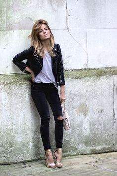 Back to basics #ootd #fashion #streetstyle www.un-likely.com