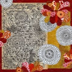 Jennifer Judd-McGee, aka swallowfield #journal #doodle