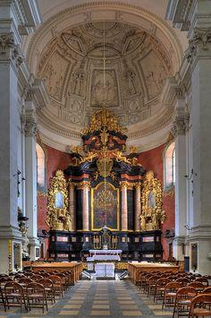 Church of Saints Peter and Paul, Krakow, Poland