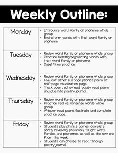 Phonics Poetry for Grades K-2!