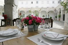 A Travessa  Lisboa, Portugal. An incredible restaurant located in a converted 17th century convent. - check