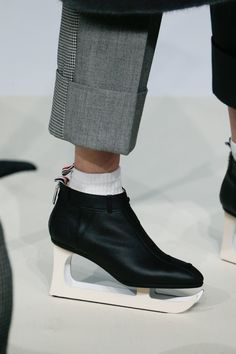 See detail photos for Thom Browne Fall 2017 Ready-to-Wear collection.
