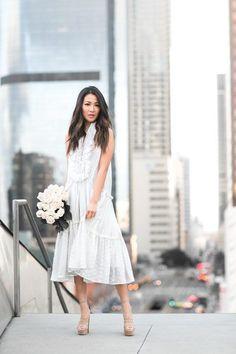 Chloe Girl :: Sublime rose & Delicate textures | Wendy's Lookbook | Bloglovin'