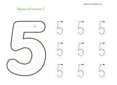 18 FICHAS NUMERO 5