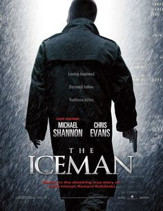 The Iceman trailer 2013 movie - Official movie trailer in HD - starring Michael Shannon, Winona Ryder, James Franco, Chris Evans - directed by Ariel Vromen -. Streaming Vf, Streaming Movies, Hd Movies, Movie Tv, Horror Movies, Ray Liotta, The Iceman, Michael Shannon, Cinema