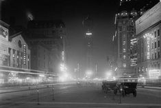 Times Square, New York. 1911.
